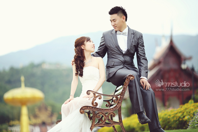 Western Dress Pre-Wedding in Chiang Mai PHOTOGRAPHY CHIANG ...