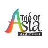 Logo design Trip of asia